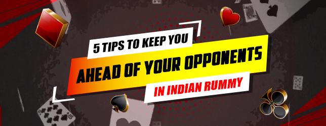 tips for indian rummy playing