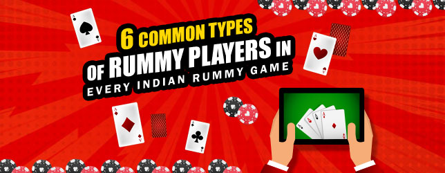 indian rummy players