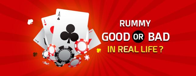 rummy - goof or bad
