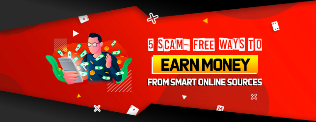 online money earning sources