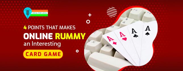 online rummy interesting