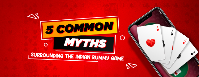 rummy myths