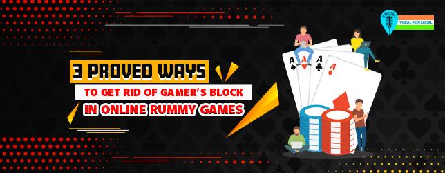 online rummy block