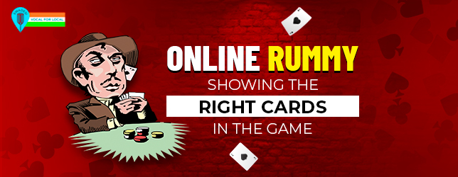 right cards in online rummy