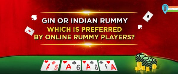 gin or indian rummy