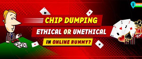 chip dumping rummy