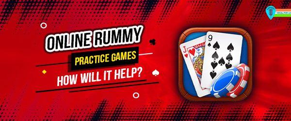 online rummy practice