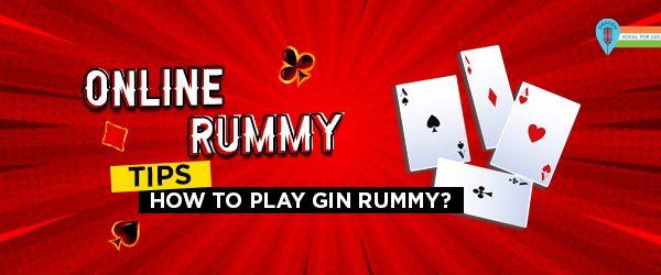 online rummy tips