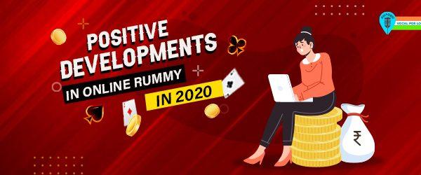 rummy positive development