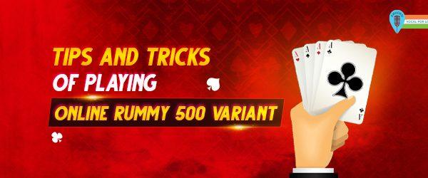 online rummy 500 variant