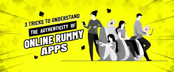 Rummy App Authenticity