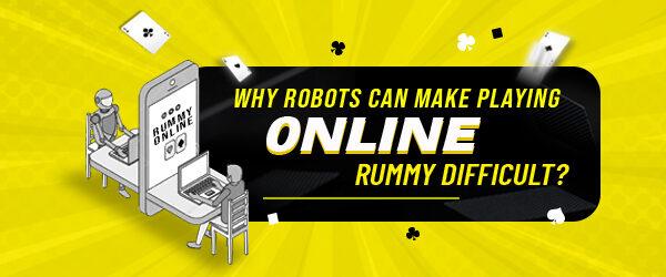 robots online rummy