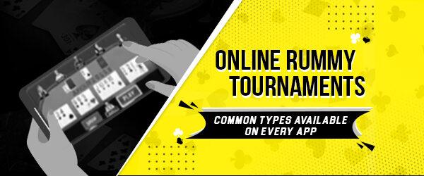 online rummy tournaments