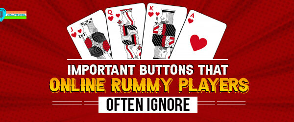 rummy buttons