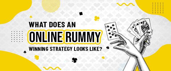 online rummy win