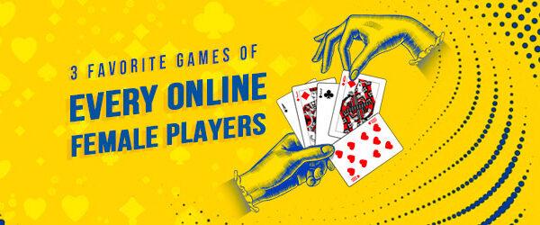 online female rummy player